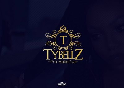 Logo for Tybellz Pro MakeOva